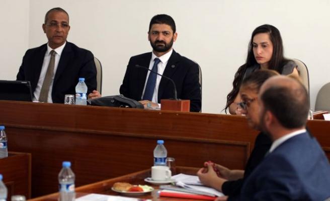 Meclis Ekonomi Komitesi Kamu Mali Yönetimi Yasa Tasarısı'nı görüştü