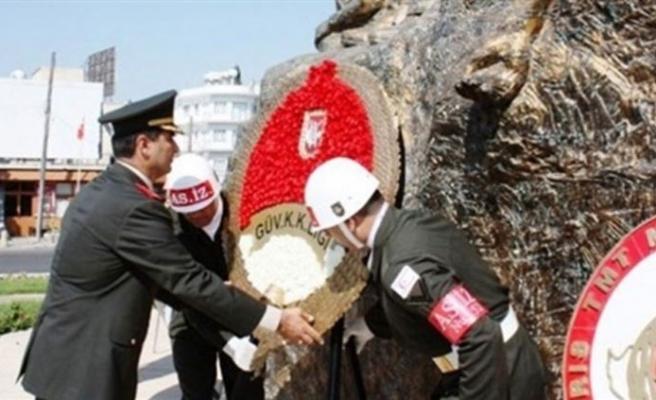 Toplumsal Direniş Bayramı Gazimağusa ve Güzelyurt'ta da kutlandı
