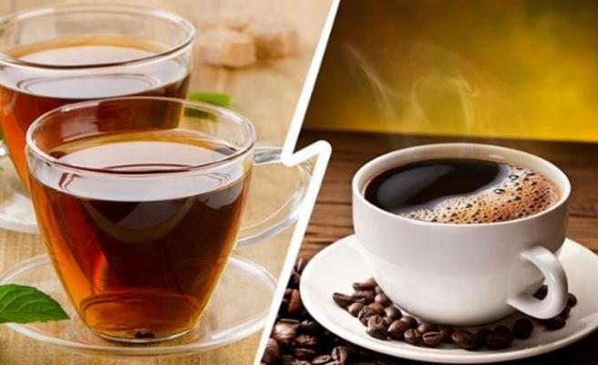 Yatmadan önce kahve ya da çay içmek uykuyu etkilemiyor