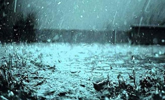 En fazla yağış Tatlısu'da
