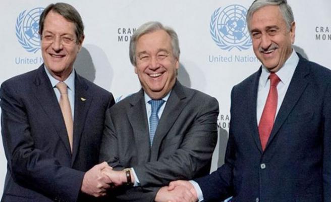 Guterres, Crans-Montana tipi yeni  bir konferans hazırlamak istiyor