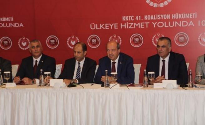 Tatar: Biz hizmet için geldik, hizmet için var olacağız