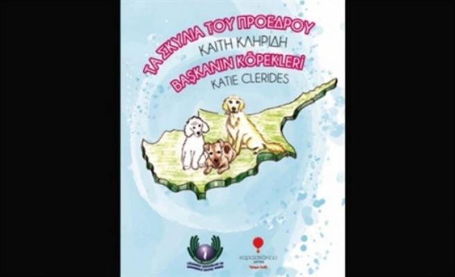 """""""Başkanın Köpekleri"""" çocuk kitabının tanıtımı ara bölgede yapıldı"""