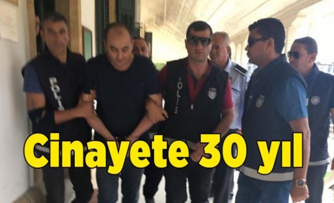 Cinayete 30 yıl