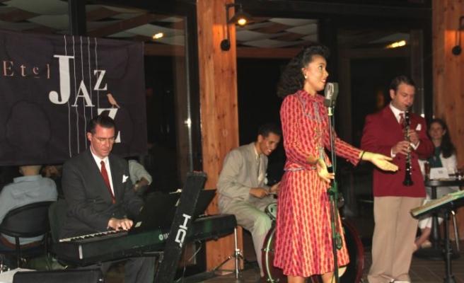 Etel Jazz'da swing bir başkadır