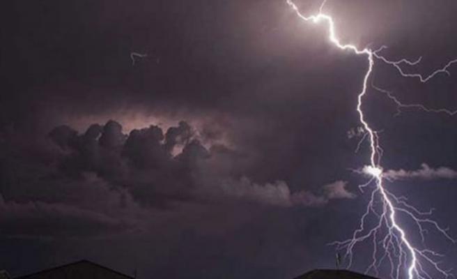 Elverişsiz hava şartları Güney'de de etkili oldu