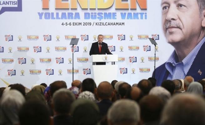 Erdoğan: Sondaj çalışmaları aralıksız sürüyor