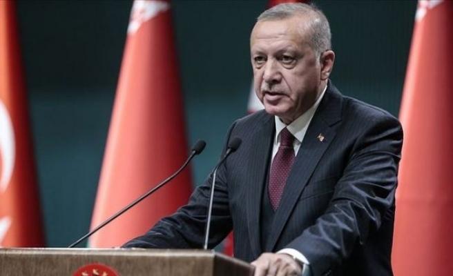 Erdoğan:Terör örgütü ile anlaşmadık ABD ile anlaştık