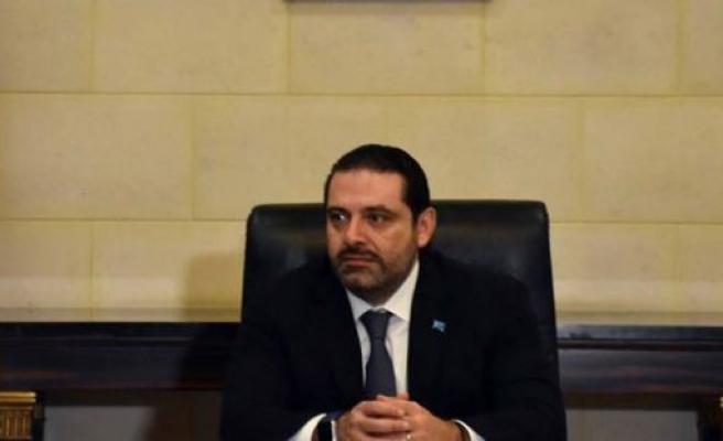 Hariri istifasını sundu