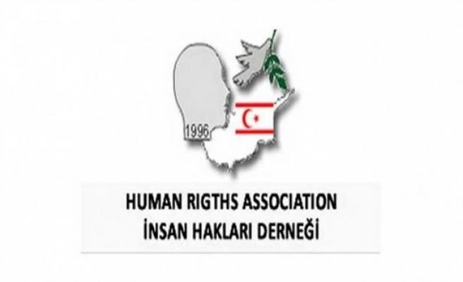 İnsan Hakları Derneğinden BM'ye protesto