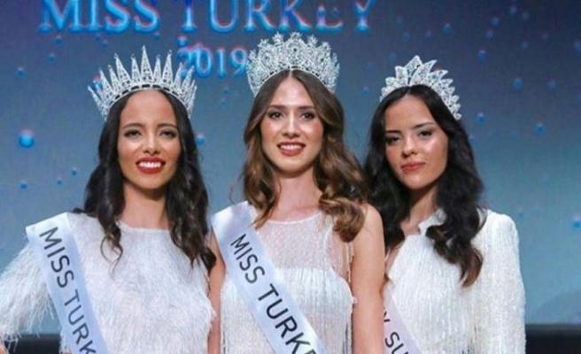 Miss Turkey birincisi Simay Rasimoğlu