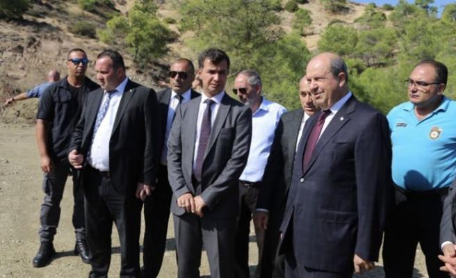 Tatar, CMC bölgesinde incelemelerde bulundu