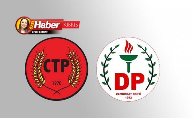 UBP, CTP ve DP, oylarını artırdı