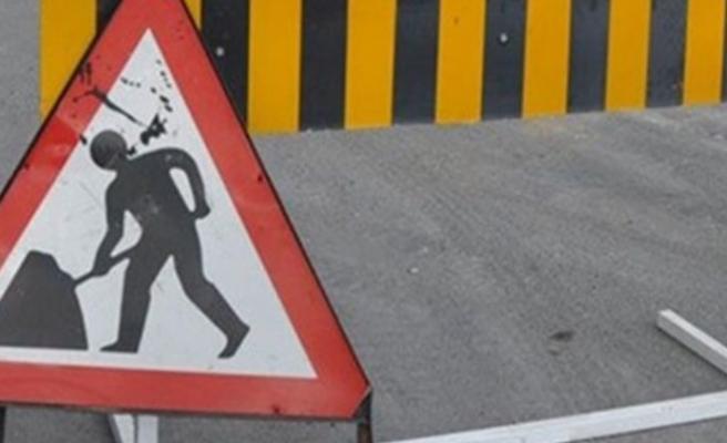 Bu yolu kullanacak olan sürücüler dikkat!