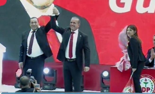 DP'nin yeni genel başkanı Fikri Ataoğlu
