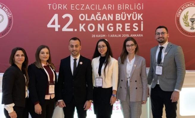 Eczacılar Birliği, Ankara'da kongreye katıldı