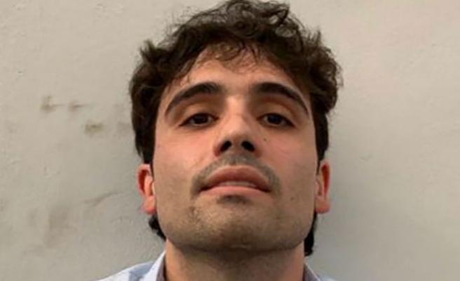 El Chapo'nun oğlunu tutuklayan polise sokak ortasında 150 kurşunla infaz