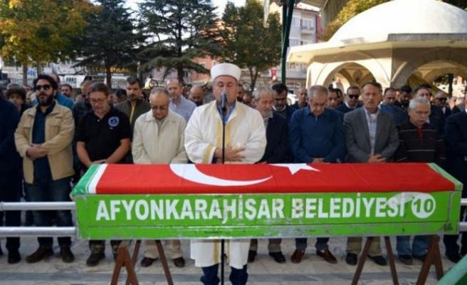Hakan Çetinkaya Afyonkarahisar'da toprağa verildi
