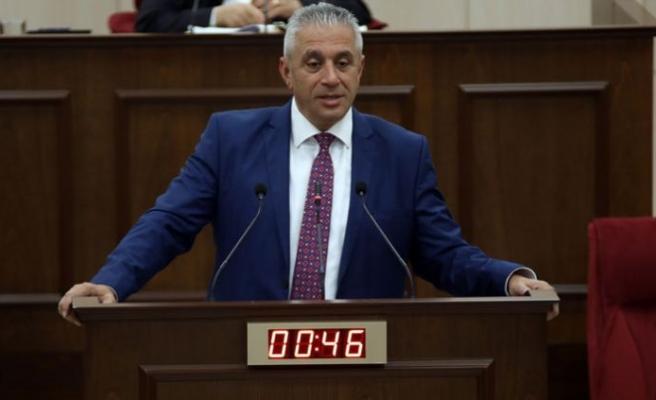 """""""Kıb-Tek'teki sistemde muhakkak polisiye tedbirlerin alınması gerek"""""""