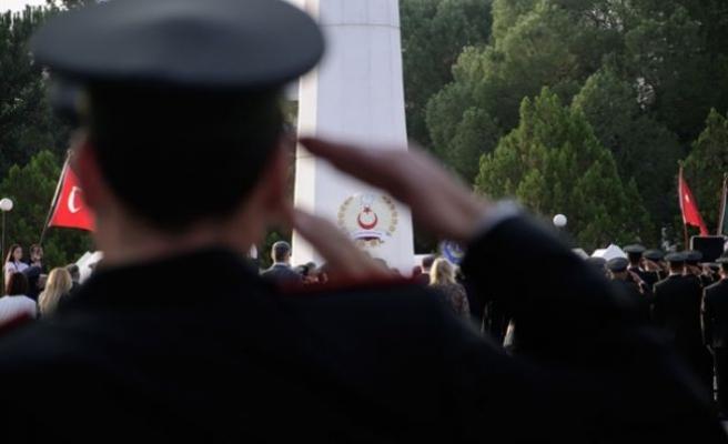 Kurucu Cumhurbaşkanı Rauf R. Denktaş  TMT Anıtı'ndaki törenle anıldı
