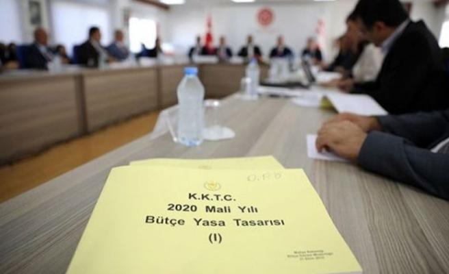 2020 Mali Yılı Bütçe Yasa Tasarısı, 9 Aralık'ta görüşülmeye başlanacak