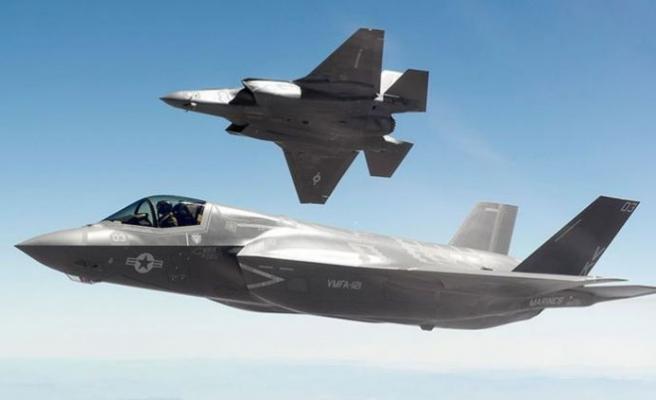 ABD Türk F-35 uçaklarını satın alacak