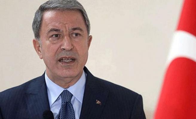 """""""Kendi haklarımızı da Kıbrıslı kardeşlerimizin haklarını da korumaya devam edeceğiz"""""""