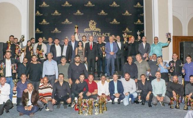 KYOFF Şampiyonlar Balosu yapıldı