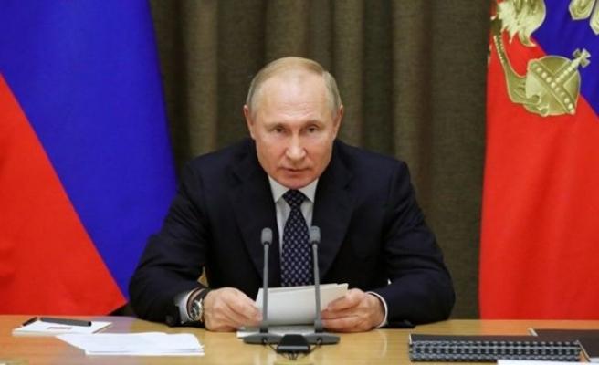 Putin 5 generali görevden aldı