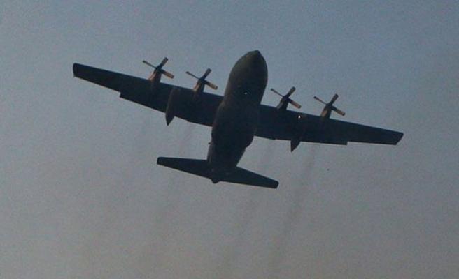 Şili'ye ait 38 kişiyi taşıyan askeri uçak kayboldu