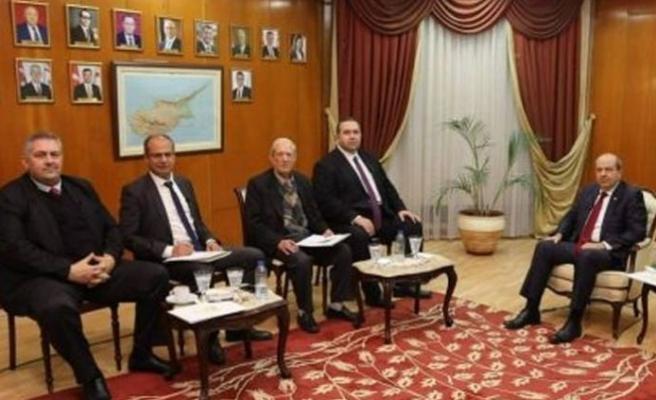 Tatar gazetecilerin iç ve dış gelişmelere ilişkin sorularını yanıtladı