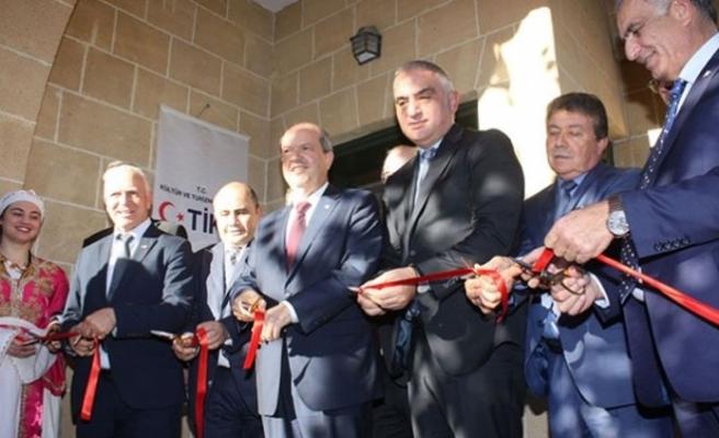 TİKA KKTC Lefkoşa Program Ofisi açıldı