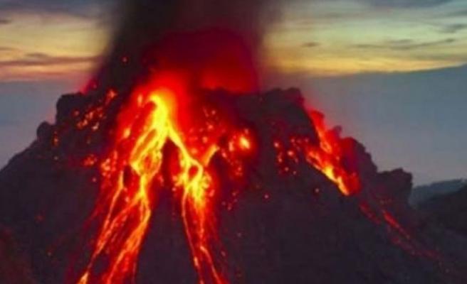 Yanardağ patladı, insanlar mahsur kaldı, ölü sayısı artıyor