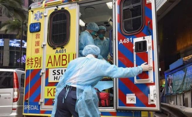 Çin'de koronavirüs salgınında can kaybı 213'e yükseldi