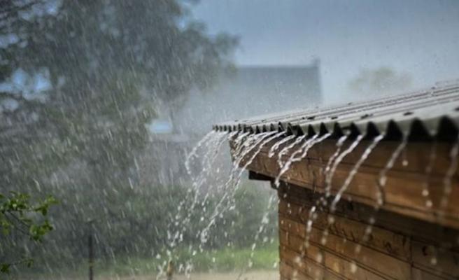 En fazla yağış Ziyamet ve Sipahi'ye düştü