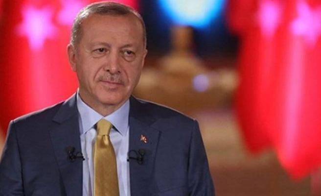 Erdoğan, Rauf Denktaş'ı andı