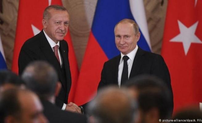 Erdoğan ve Putin'den Libya'daki taraflara ateşkes çağrısı