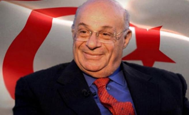 Kurucu Cumhurbaşkanı Denktaş'ın ölüm yıldönümü