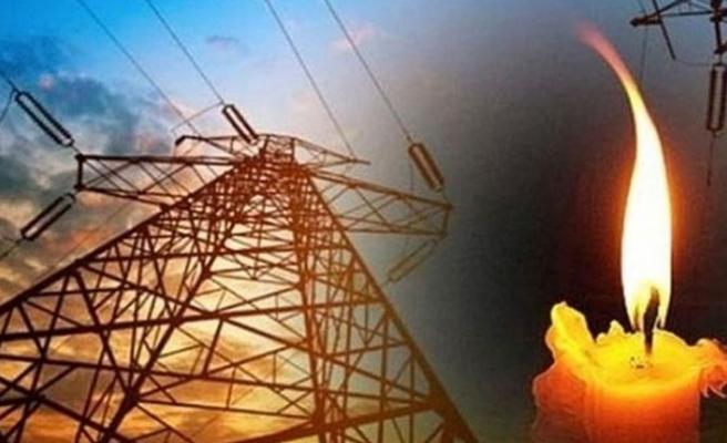 Lefke ve Güzelyurt bölgesinde elektrik kesintisi olacak