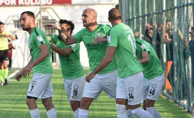 Yeşilova'da hedef kupa finali