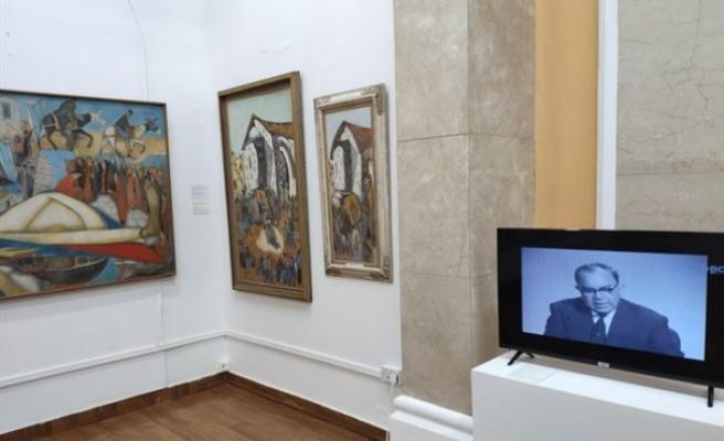 1974 öncesi tablolar ile 1963 öncesi ses ve görüntü kayıtları sergileniyor