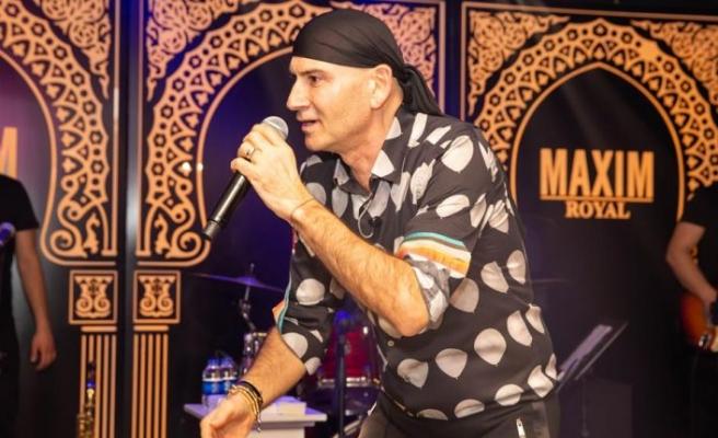 Altay'dan 3 saatlik performans