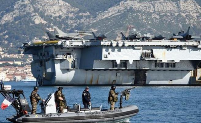 Anastasiadis: Fransız donanmasının sürekli varlığı net mesaj gönderiyor