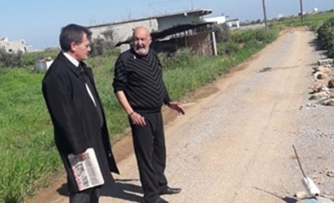Arıklı: Kırsal kesim arsası seçim malzemesi yapılmamalı