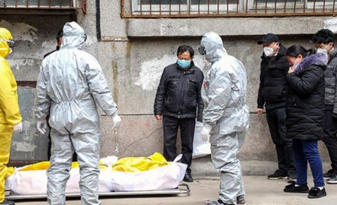 Çin'de korona virüsünden ölenlerin sayısı 361'e çıktı