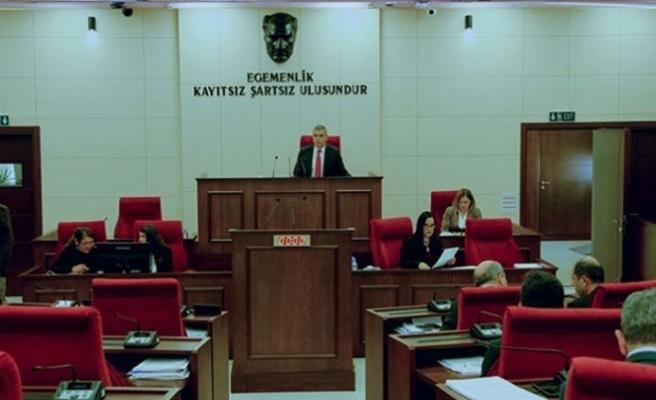 Cumhuriyet Meclisi toplandı