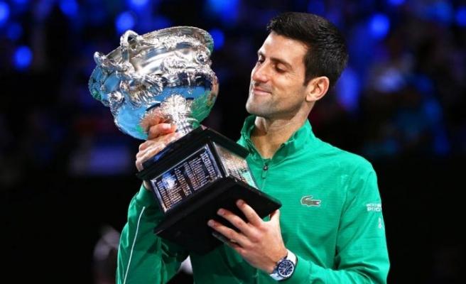 Djokovic şampiyon