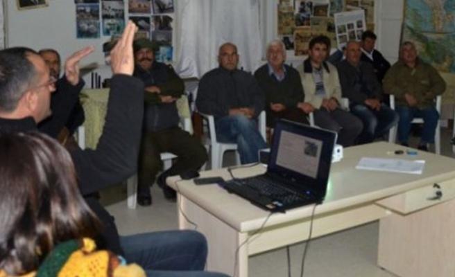 Kalavaç'ta zeytin üreticilerine eğitim verilecek