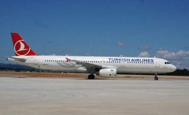 İran'dan gelen uçak koronavirüs şüphesiyle Ankara'ya indi