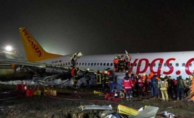 Uçak kazasında 3 kişi hayatını kaybetti